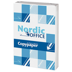 Papper Nordic Office A4 500/fp 800693
